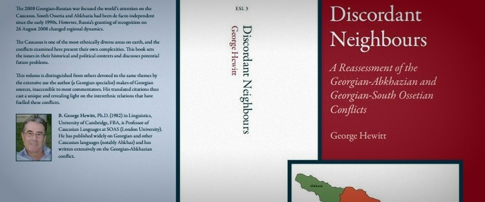 Latest PublicationDiscordant Neighbours: A Reassessment of the Georgian-Abkhazian and Georgian-South Ossetian Conflicts Read more.
